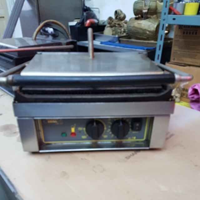 Roller Grill Panini hotplate