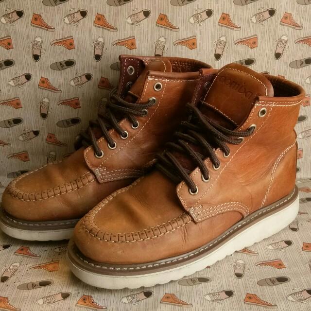 Sepatu Boots Oil Resistant Domba Men S Fashion Men S Footwear On