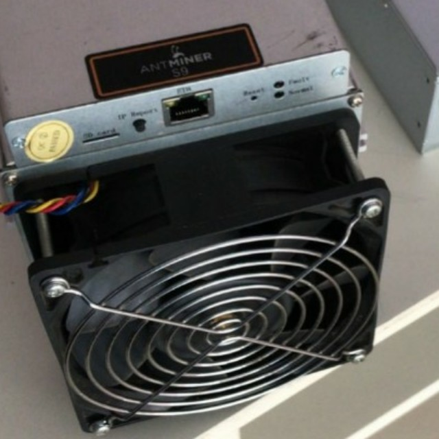Setup and installation - Antminer S9, D3, L3