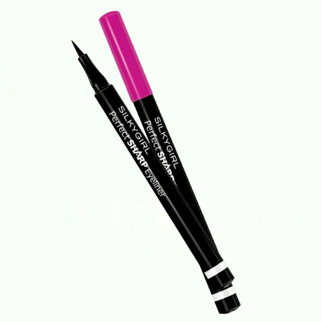 SILKYGIRL Perfect Sharp Eyeliner (Black) Original