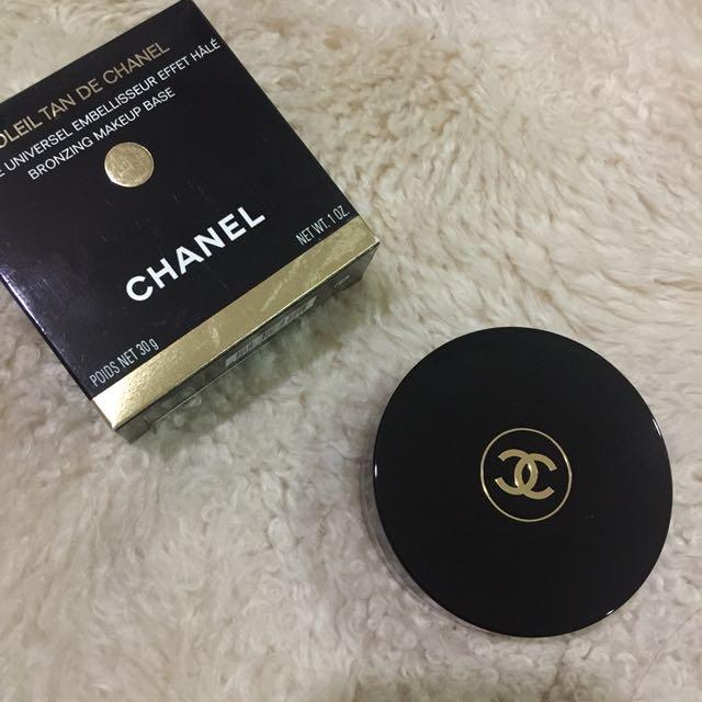 Soleil Tan de Chanel bronzer