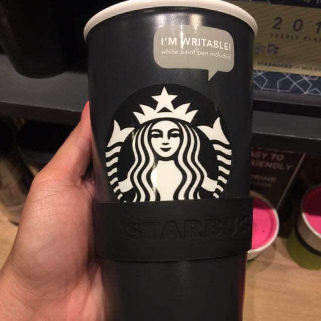 Starbucks Coffee Tumblers ( stoneware )