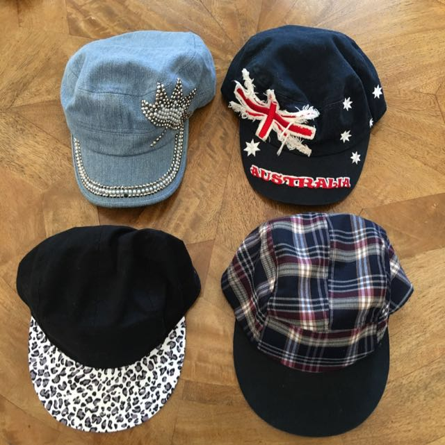 Stylish Caps And Snapbacks