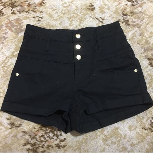 Supre high wasted shorts size SX