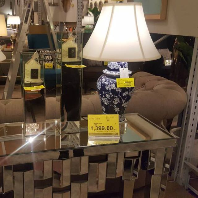 TABLE LAMP SSF Home Furniture Decor On Carousell