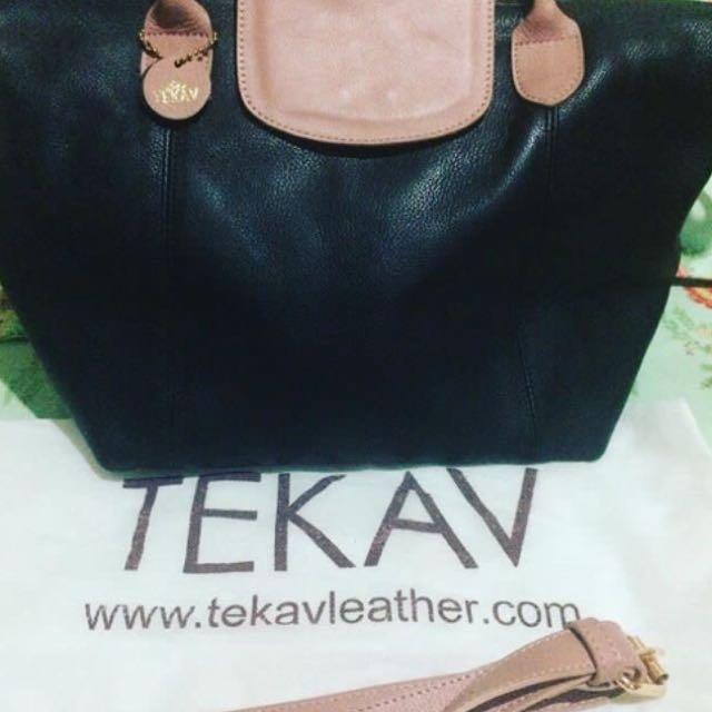 Tekav leather