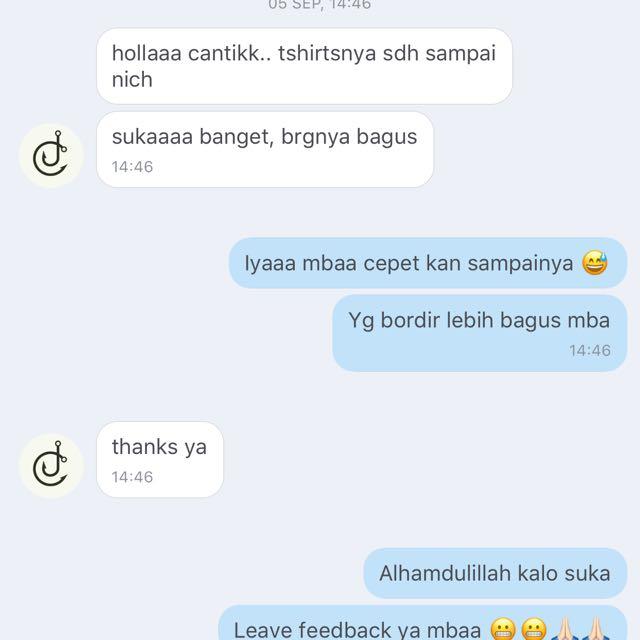 Testimonial customer
