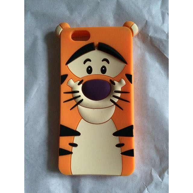 Tiger Case for Iphone 6/6S