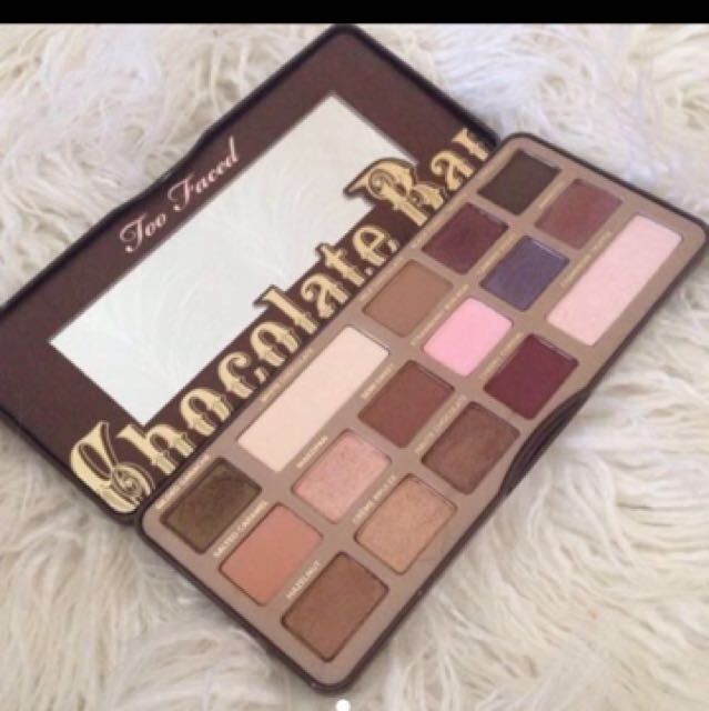 🍫Too Faced Chocolate Bar Palette🍫
