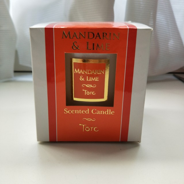 Torc Mandarin & Lime scented candle