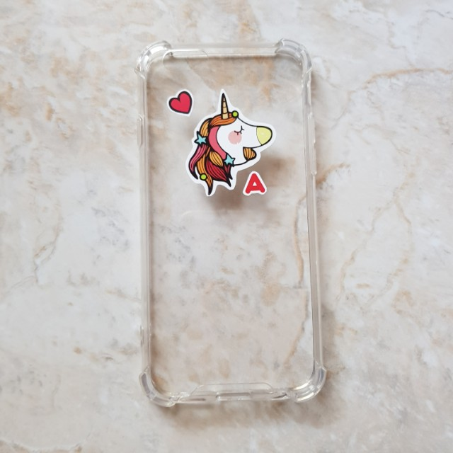 Unicorn Anti Crack Case