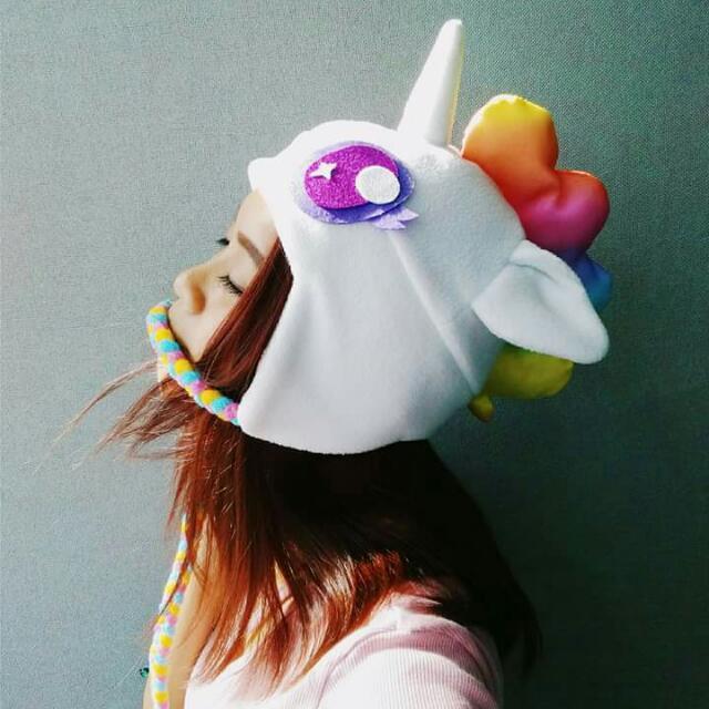 Unicorn Hoodie/hat 🦄🦄🦄