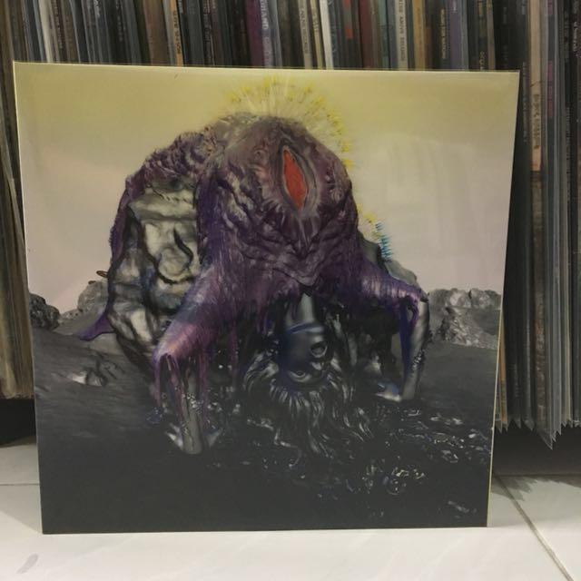 VINYL - BJORK Vulnicura (2015)