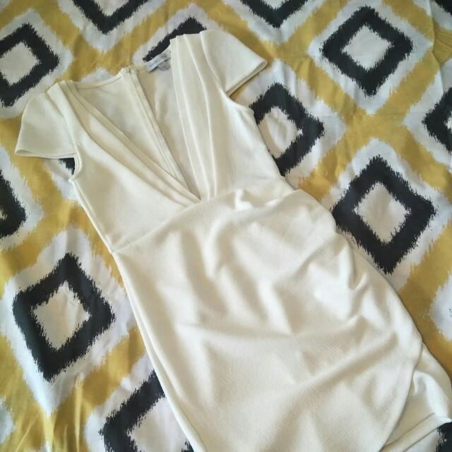 White Closet white dress
