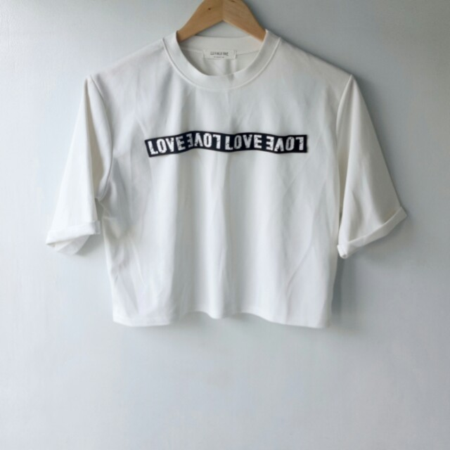 REPRICED: White HQ Shirt (from 230 to 150)
