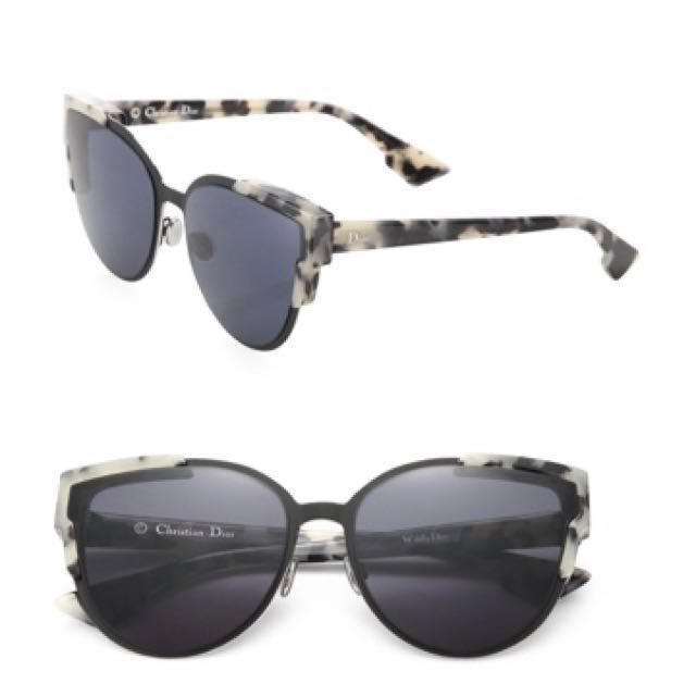 Wildly Dior Havana Sunglasses
