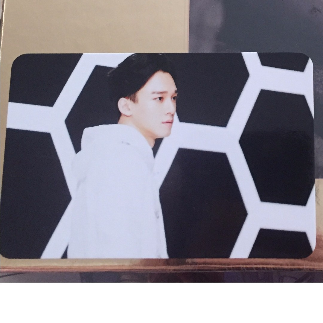 WTT Chen Coming Over PC for D.O Coming Over
