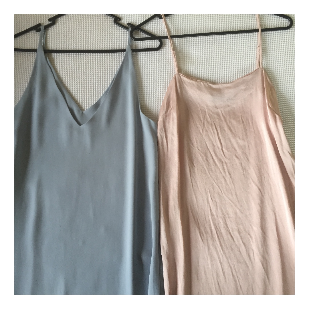 x2 Glassons cami dresses