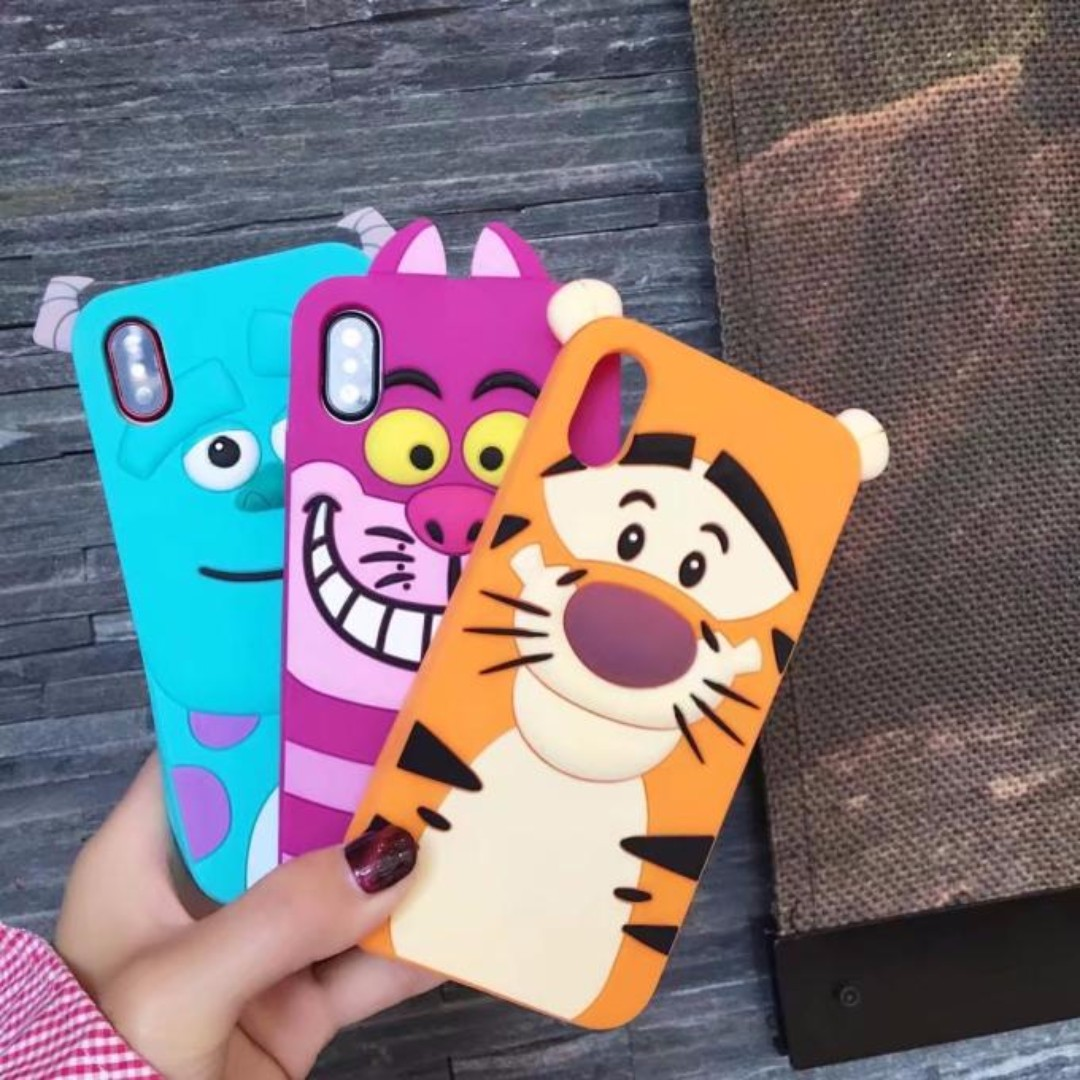 Ultra B Cartoon Characters : Ultra cute disney cartoon characters silicon cases for