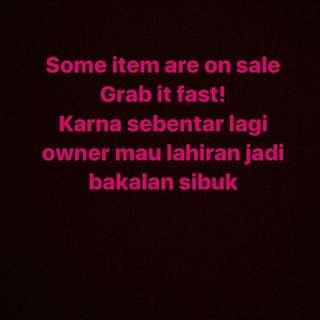 Sale.. Sale..