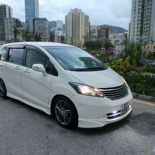 Honda Freed GB3 Aero 2009