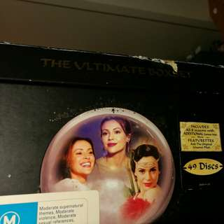 """Charmed"" collector's edition set"