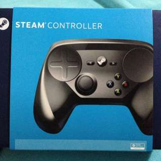 Steam Controller for PC and Mac
