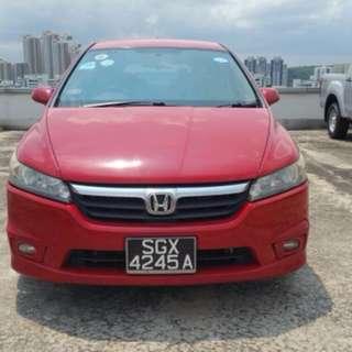 Honda Stream RN6 (Status SG)