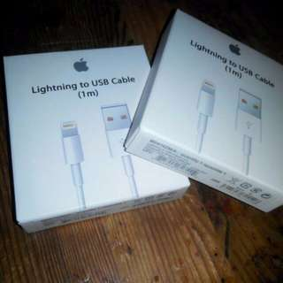 Original Apple Lightning Iphone Cable