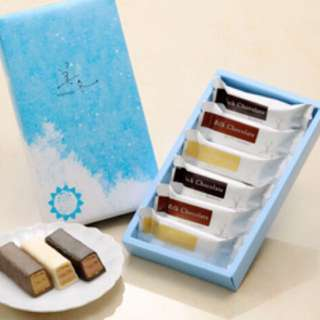 INSTOCK Ishiya Chocolate from Japan