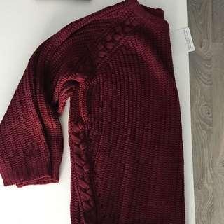 Naked wardrobe Knit sweater
