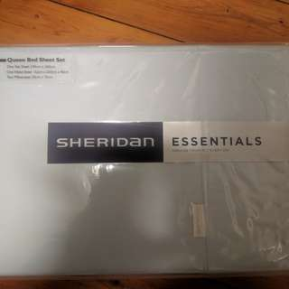 BNWT SHERIDAN 750TC QUEEN SHEET SET