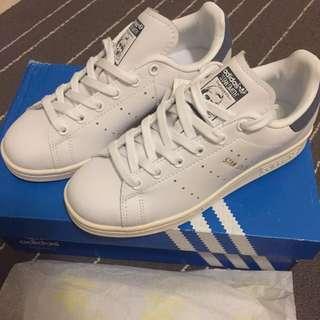 🚚 Adidas Original Stan Smith 真皮款 22.5 全新