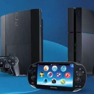 Looking Ps4/Ps3/Nintendo/psp/ps vita