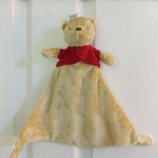 英國M&S -Winnie the pooh 咬咬巾