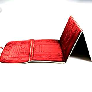 Backrest Prayer Mat (Sejadah) - Leaning