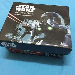 限量版 Star Wars星球大戰 碗匙套裝