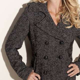 Guess ABBY WOOL PEACOAT