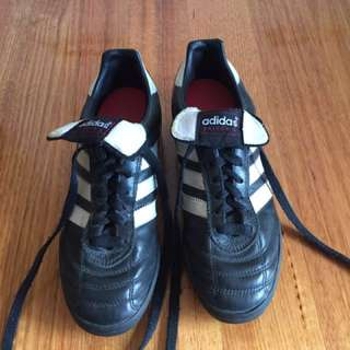 Adidas synthetic soccer boots