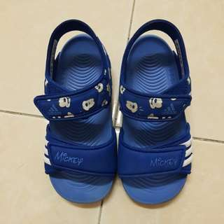 Adidas mickey sandal