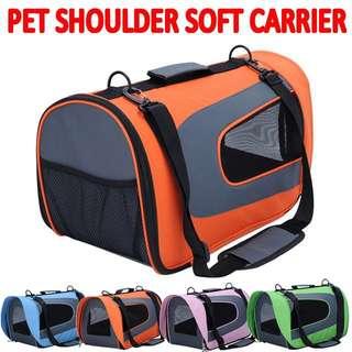 TPE031 Pet Shoulder Soft Carrier Bag Water Resistant