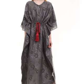 SALE - Purple Kaftan