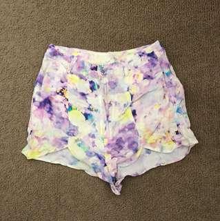 Mink pink shorts XS