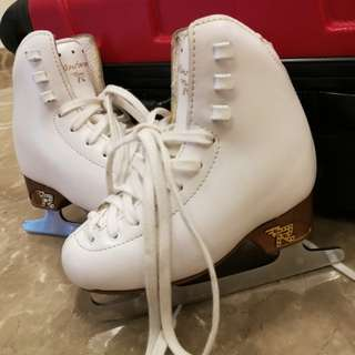 Riddell Figure Skating Boots