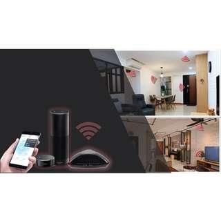 Smarthome Control smart home moving towards smart nation