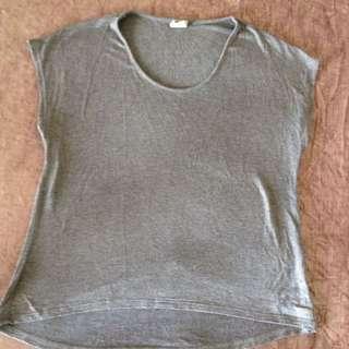 Running Bare t shirt size 10
