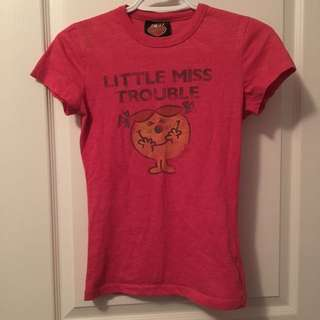 Little Miss. Trouble tee