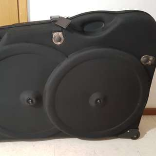 Rental of bike travel case / transportation case / carry case / bike case / Bike Box / Bike Bag