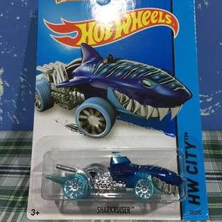 Hot wheels Sharkruiser ORI