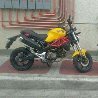 RUSI MOTORCYCLES
